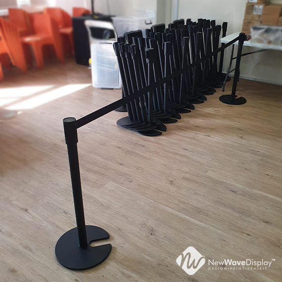 retactabele queue pole