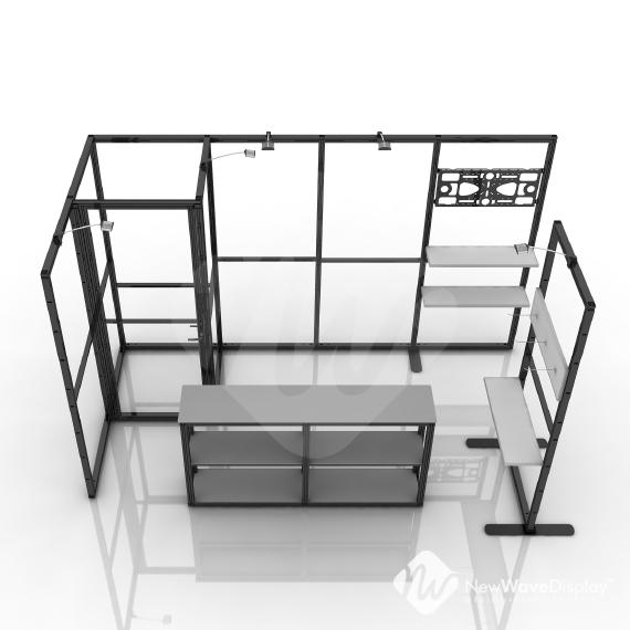 Fab-frame-system