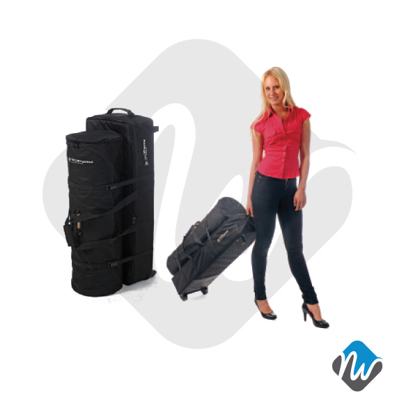 Canvas transportation case (keep up to 5-section)
