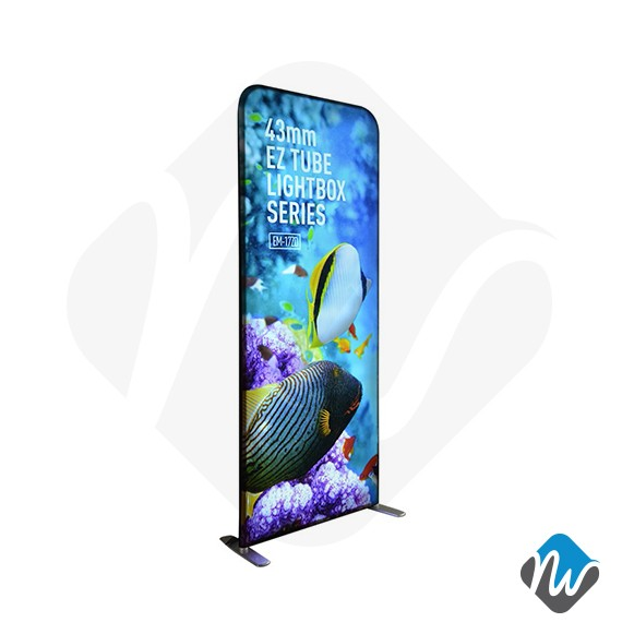 EZ Tube Standing Light Box