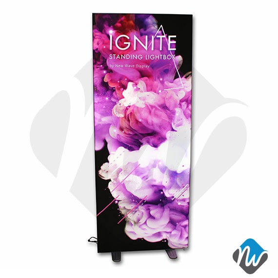 Ignite Standing Lightbox