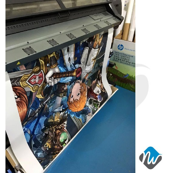 Banner And Poster Printing Singapore L New Wave Display Printing Service