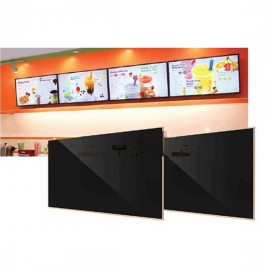 Digital signage menu board