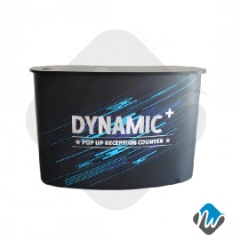 Dynamic Plus Pop Up Counter