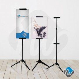 Tripod Poster Stand