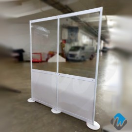 R8 Exhibition Panel System - Covid19